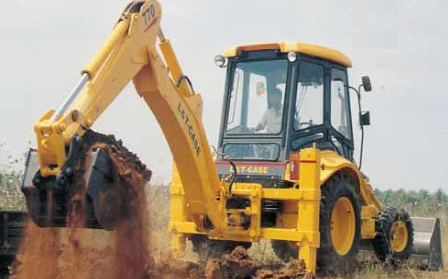 India Construction Machinery