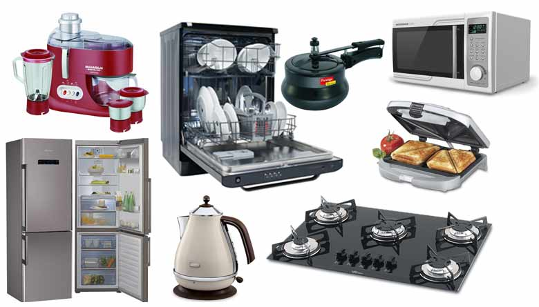 Lifestyle to Boost Global Kitchen Appliances Market : Ken Research