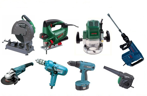 Bosch, Stanley, Makita, Hitachi and Hilti are the Major Players Operating in India Power Tools Market