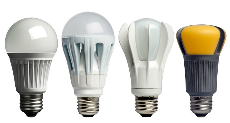 US LED Light Market Segmentation by Type of LEDs (Lamps/Luminaires) on the Basis of Revenue in USD Million, 2014-2016 – KenResearch