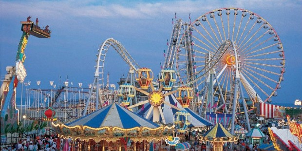 Al-Shallal Theme park - Things To Do In Jeddah