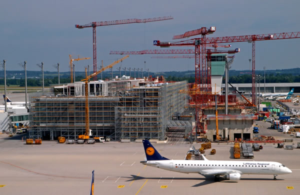 Fair Growth in European Aviation industry Driving Demand for Airport Construction Projects-KenResearch