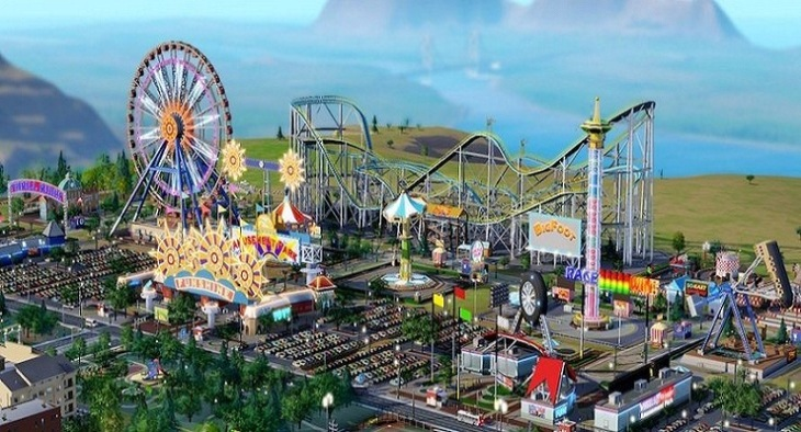 Middle East Theme Park Market
