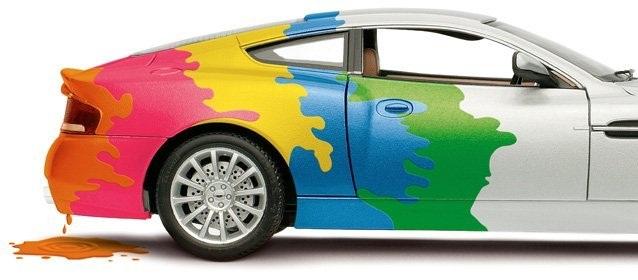Asia Automotive Refinish Paint