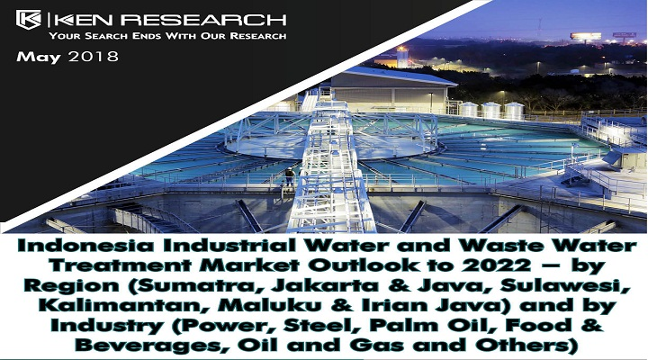 Indonesia Industrial Water treatment Market will be Driven by Strict Compliance of Regulatory Norms and Economic Reforms to Transform from a Service-Based Economy to a Manufacturing-Based Economy: Ken Research