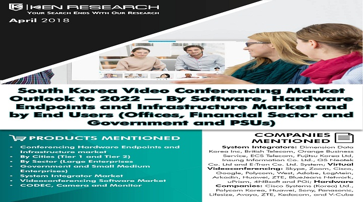 South Korea Video Conferencing Market Research Report : KenResearch