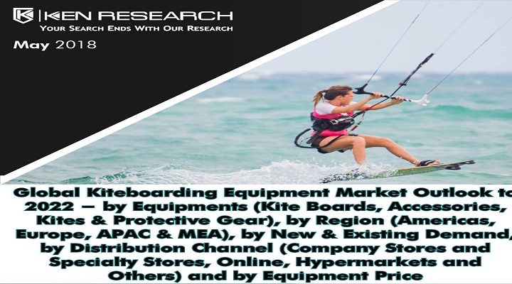 Global Kiteboarding Equipment Market Outlook to 2022 : KenResearch