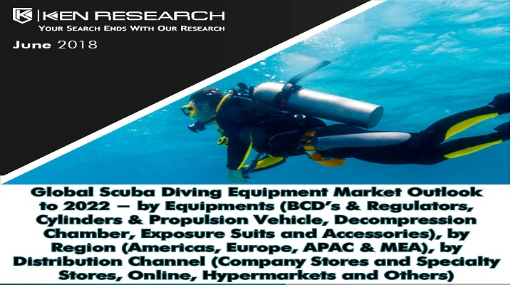 Global Scuba Diving Equipment Market Outlook To 2022 : KenResearch