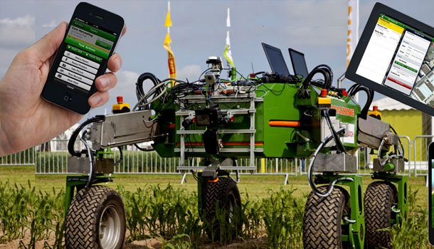 Growing Landscape Of Productive Technologies In The Agriculture Equipment Market Outlook