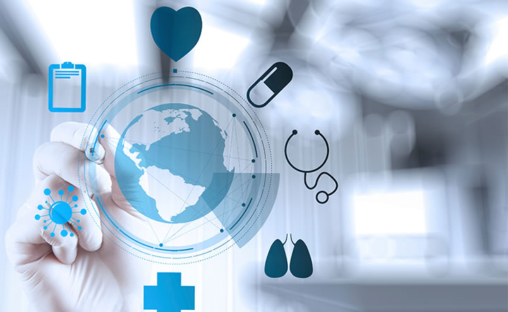 Rising Usage Of Blockchain Technology In The Health Care Market Outlook : KenResearch