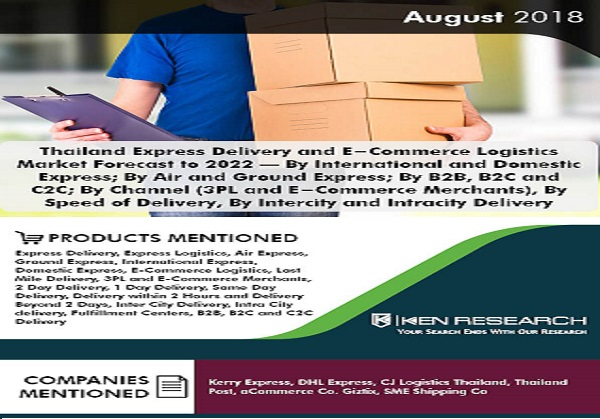 Thailand Express Delivery and E-Commerce Logistics Market: Ken Research