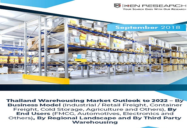 Thailand Warehousing Market Outlook to 2022: KenResearch