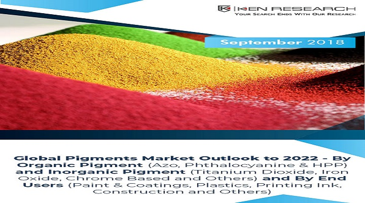 Global Pigments Market Research Report: KenResearch