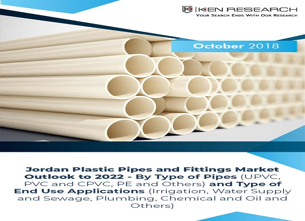 Jordan Plastic Pipes and Fittings Market Outlook to 2022: Ken Research