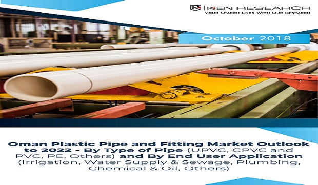 Oman Plastic Pipe and Fitting Market Outlook to 2022: Ken Research