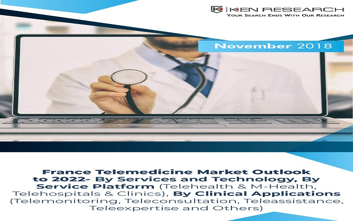 France Telemedicine Outlook to 2022: Ken Research