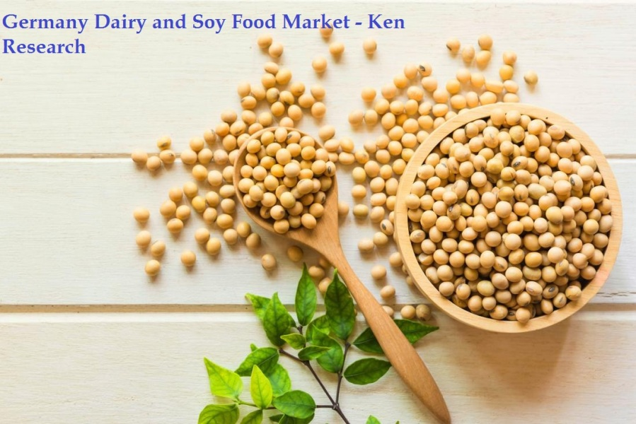 Changing Dynamics Of The Germany Dairy And Soy Food Market Outlook: Ken Research