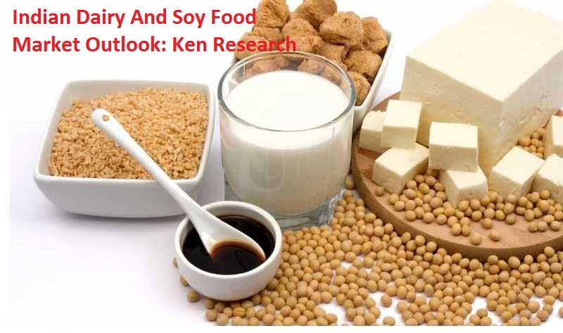 Growing Landscape Of The Indian Dairy And Soy Food Market Outlook: Ken Research