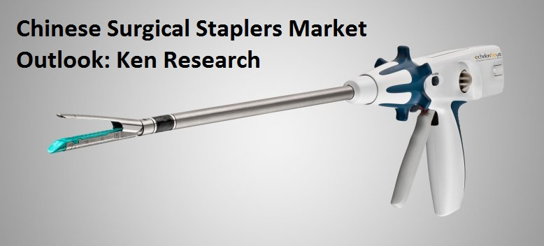Rising Dynamics Of The Chinese Surgical Staplers Market Outlook: Ken Research