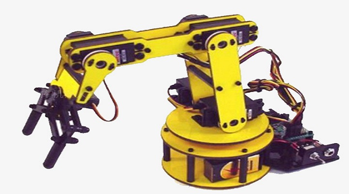 Advanced Technology to Propel Industrial Robots for Global Machinery Industries : Ken Research