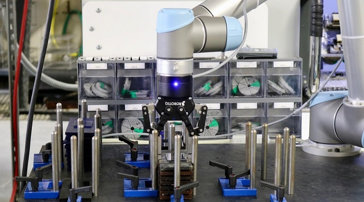 Assembling Cobots Market to Bolster with the Evolution in Automotive Industries : KenResearch