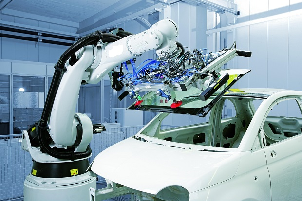 Global Industrial Robots Market – Analysis and Outlook to 2020: Ken Research