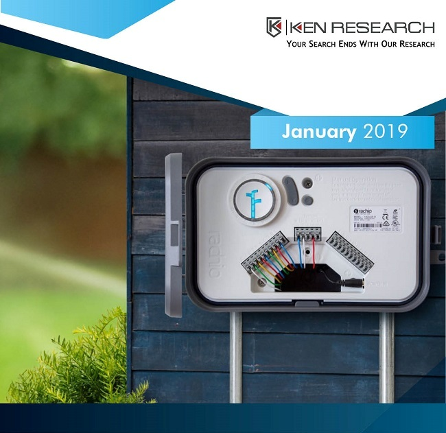 Global Irrigation Controller Market Driven by Support from Government, Development of Urban Landscape and Maintenance of Golf Courses along with Advancement in Wireless Connectivity: Ken Research