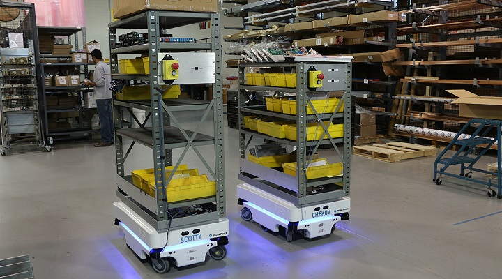 Multi-Tasking Operations in Industries to Propel Global Material Handling Cobots Market : Ken Research