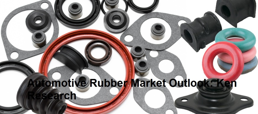Increasing Landscape Of The Automotive Rubber Market Outlook: KenResearch