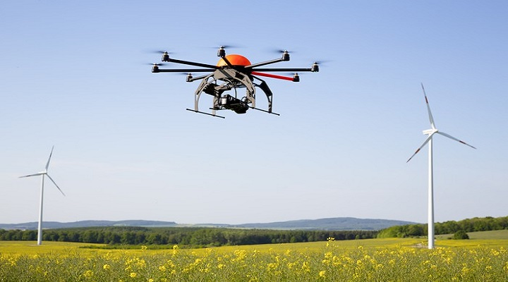 Drones Along With Thermal Imaging Changing The Dynamics Of Energy Industry : KenResearch