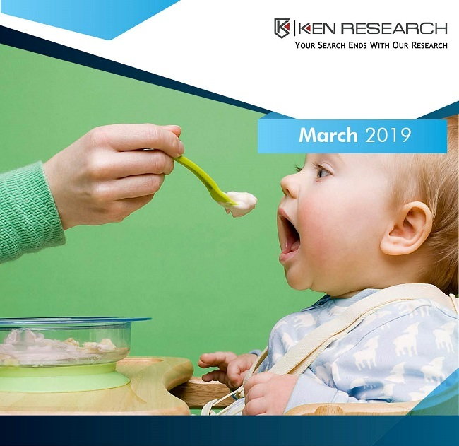 Baby Food Market In Egypt | Egypt Baby Food Market Research Report | KenResearch