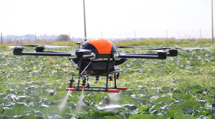 North America To Be The Highest Consumer Market For Agricultural Drones : KenResearch