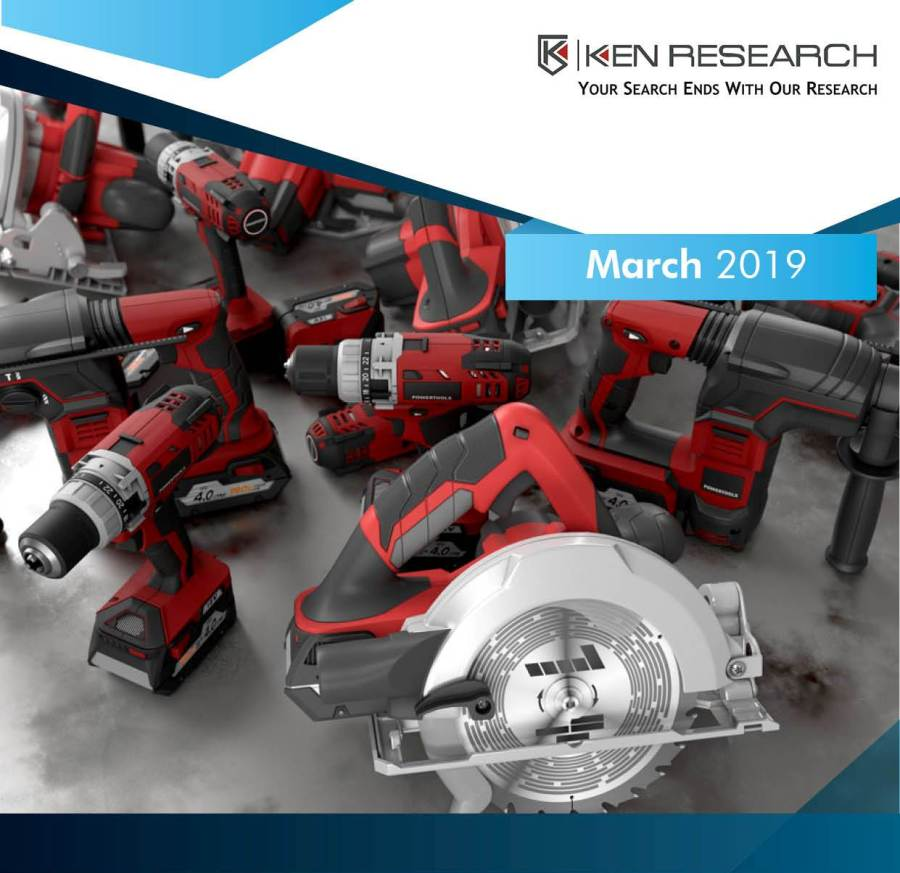 Indonesia Power Tools Market Outlook to 2023: Ken Research