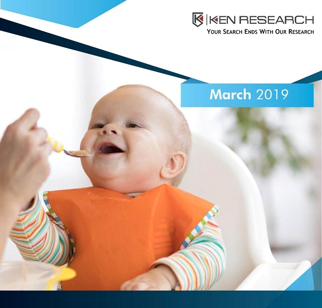 Growing Demand for Organic Baby Food and Increasing Sales through Supermarkets has supported the Baby Food Market: KenResearch