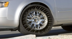 Global Automotive Airless Tire