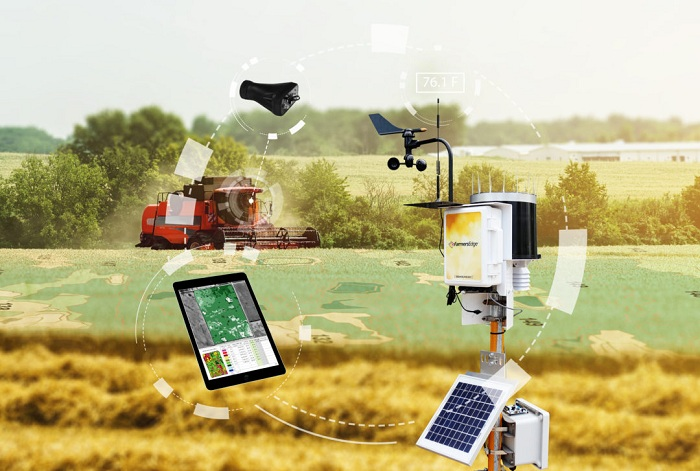 Growing Agriculture Demand with Rise in Use of Information Management System to Drive the Global Artificial Intelligence in Agriculture Market Over the Forecast Period: KenResearch