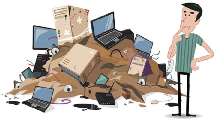 Landscape Of The Global E-Waste Management Market Outlook: Ken Research