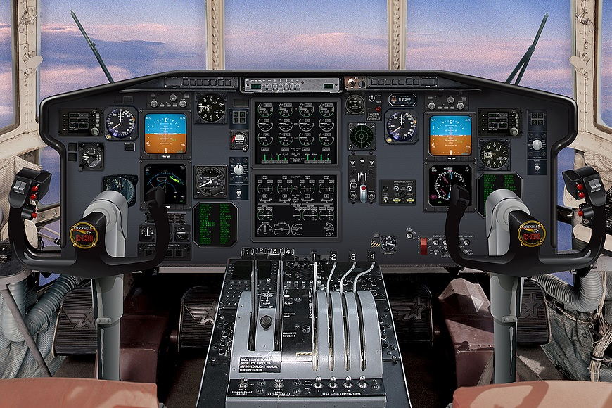 Advanced Landscape Of The Global Military Avionics Market Outlook: Ken Research