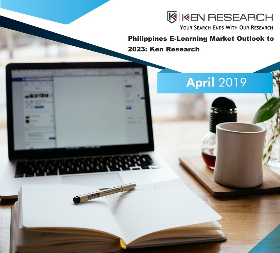 Philippines E-Learning Industry Revenue is expected to Reach over USD 2,700 Million by the year ending 2023: Ken Research
