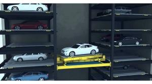 Global Car Parking System Market