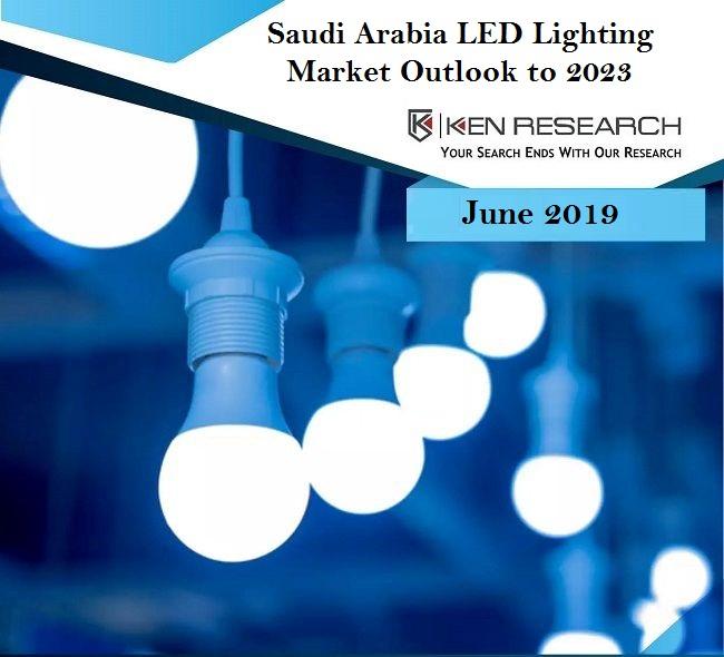 Saudi Arabia LED Lighting Market Outlook to 2023: KenResearch