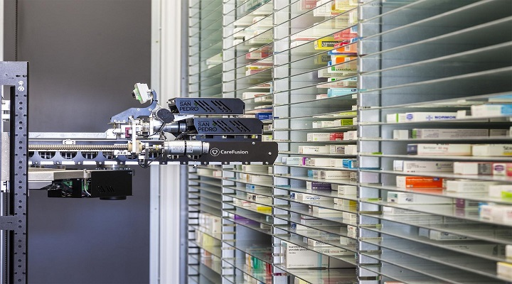 Asia-Pacific Pharmacy Automation Systems Market