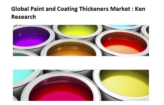 Present And Coming Trends In The Global Paint And Thickeners Market Outlook: Ken Research