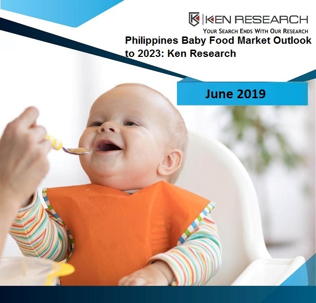 Philippines Baby Food Market Outlook to 2023: Ken Research