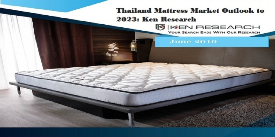 Thailand Mattress Market is majorly driven by Increase in the total Number of Hotel Rooms coupled with Rising Household Expenditure: Ken Research