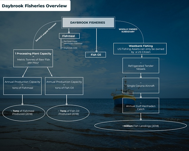 Daybrook Fisheries – Gulf Menhaden Fishmeal and Fish Oil Processing Company Comprehensive Profile: Ken Research