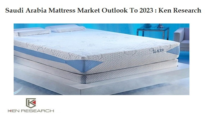 Saudi Arabia Mattress Market is Expected to Register Revenues worth USD 500 million by the year ending 2023E: KenResearch