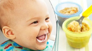 Baby Food Market Research Reports