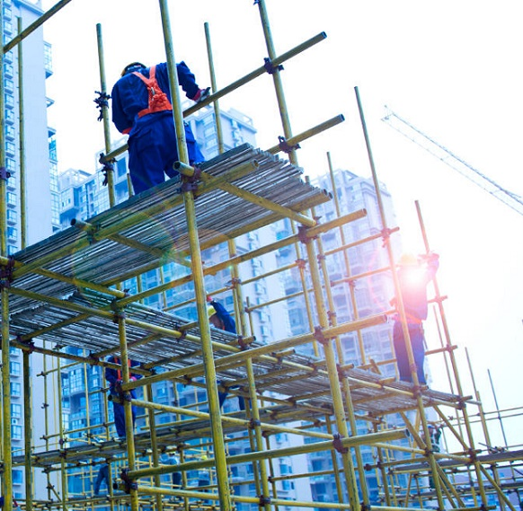 Increase in Foreign Direct Investments in Construction Sector Expected to Drive World Scaffolding Market over the Forecast Period: Ken Research
