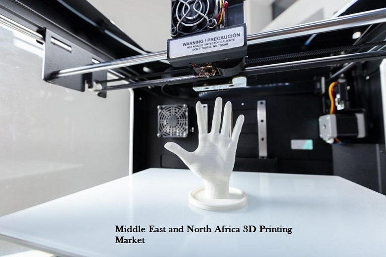 Middle East and North Africa 3D Printing Market Outlook: Ken Research